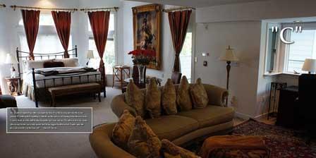 C Suite   Presidential Grand Spa Suite
